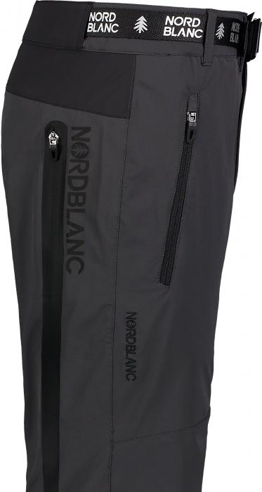 Pantaloni barbati Nordblanc ADVENTURE Outdoor Graphite [4]