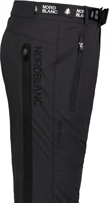 Pantaloni barbati Nordblanc ADVENTURE Outdoor black [1]