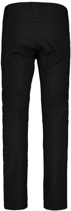 Pantaloni barbati Nordblanc STABILIZE light softshell black [1]