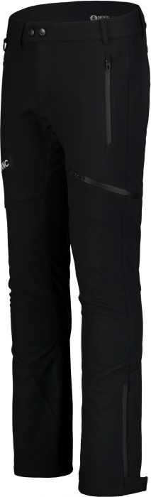 Pantaloni barbati Nordblanc STERN softshell black [1]