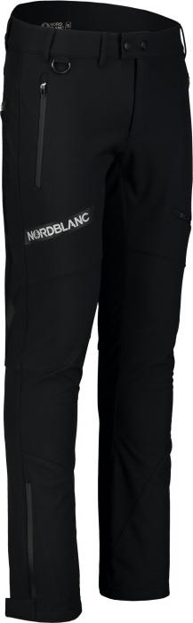 Pantaloni barbati Nordblanc STERN softshell black [0]