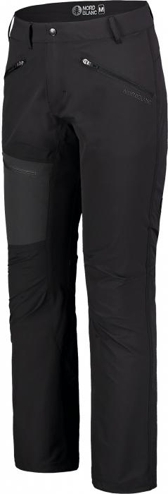 Pantaloni barbati Nordblanc TRAVELER outdoor black [1]