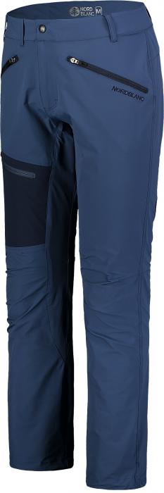 Pantaloni barbati Nordblanc TRAVELER outdoor spirit blue [1]