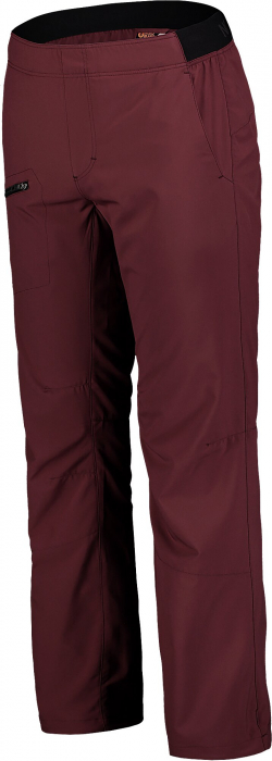 Pantaloni barbati Nordblanc TRIPPER Light outdoor dusty wine [1]