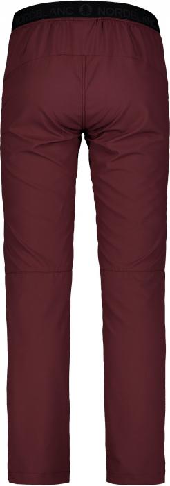 Pantaloni barbati Nordblanc TRIPPER Light outdoor dusty wine [3]
