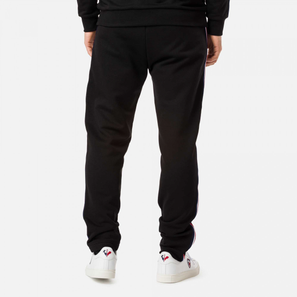 Pantaloni barbati Rossignol TRACK SUIT SWEAT Black 2