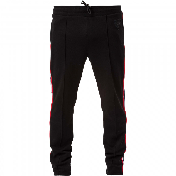 Pantaloni barbati Rossignol TRACK SUIT SWEAT Black 0