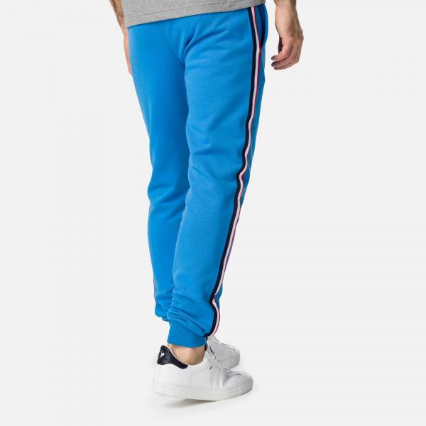 Pantaloni barbati Rossignol STRIPES SWEAT Royal blue 1