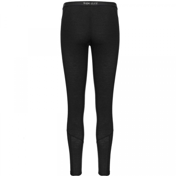 Pantaloni de corp dama SN super.natural W Base tight 175 Jet Black 2
