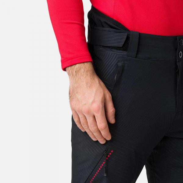 Pantaloni schi barbati Rossignol AERATION Black 1