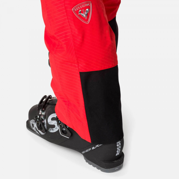 Pantaloni schi barbati Rossignol AERATION Crimson 3
