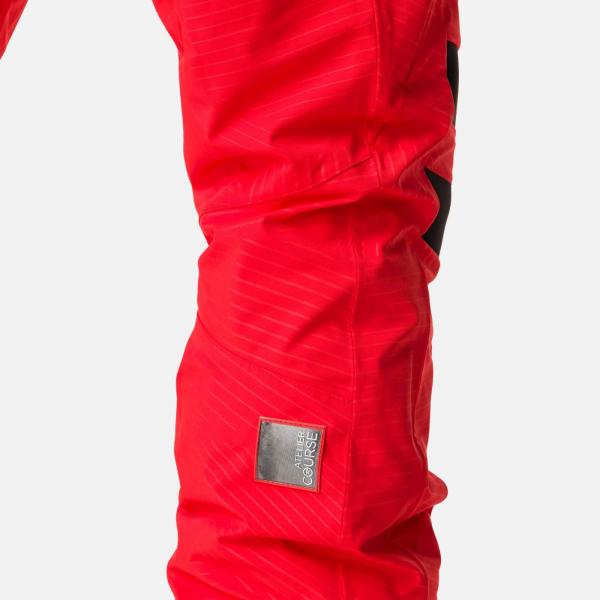 Pantaloni schi barbati Rossignol AERATION Crimson 1