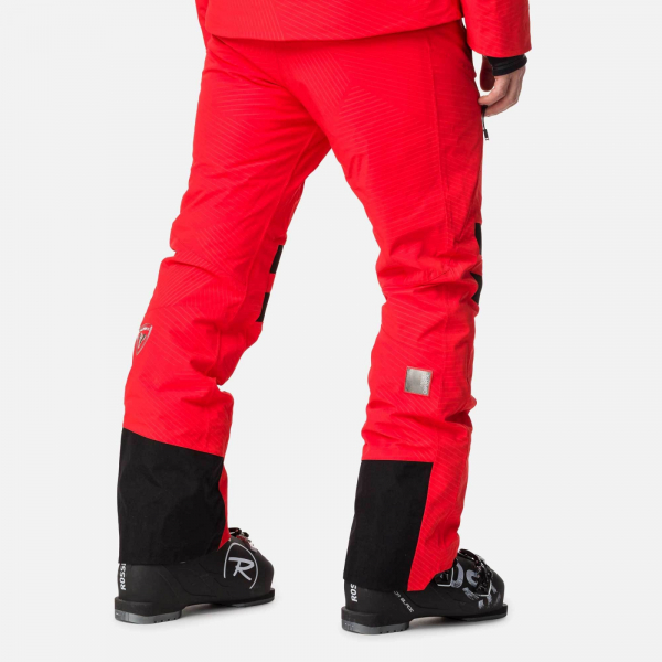 Pantaloni schi barbati Rossignol AERATION Crimson 2