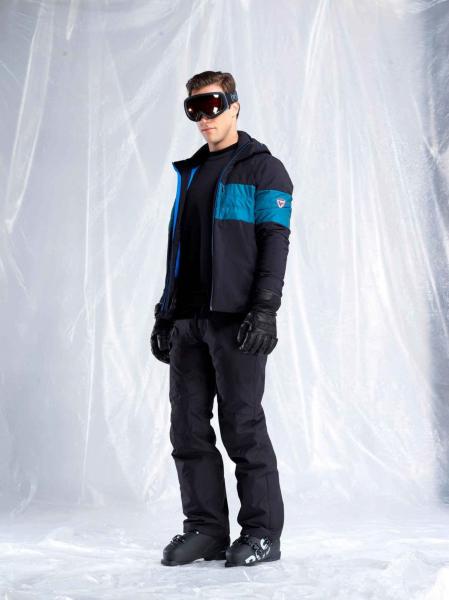 Pantaloni schi barbati CLASSIQUE Black 7