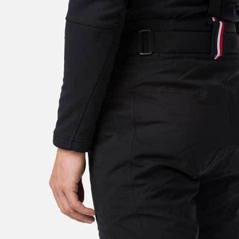 Pantaloni schi barbati CLASSIQUE Black 2