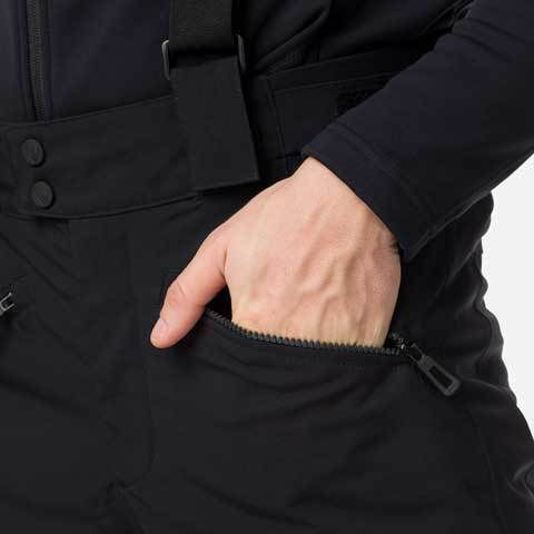 Pantaloni schi barbati CLASSIQUE Black 5