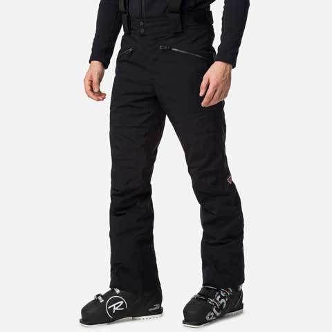Pantaloni schi barbati CLASSIQUE Black 0