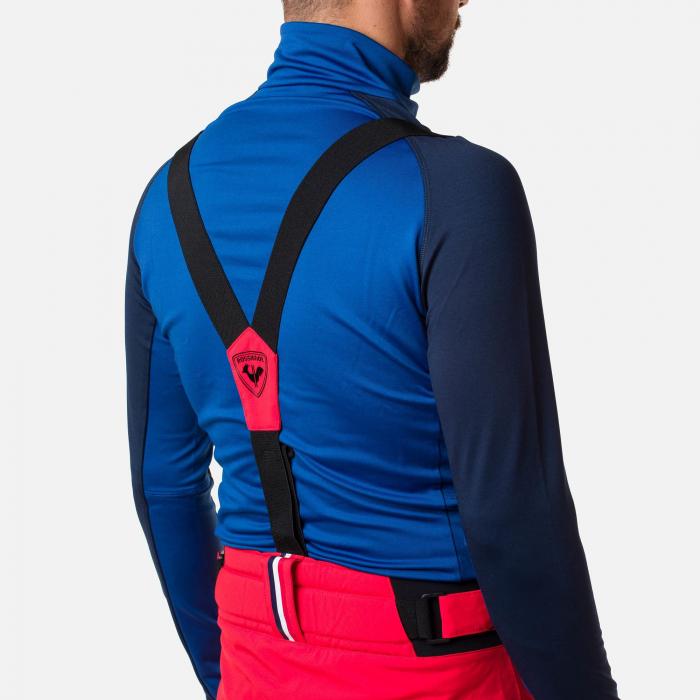 Pantaloni schi barbati Rossignol CLASSIQUE Neon red [3]