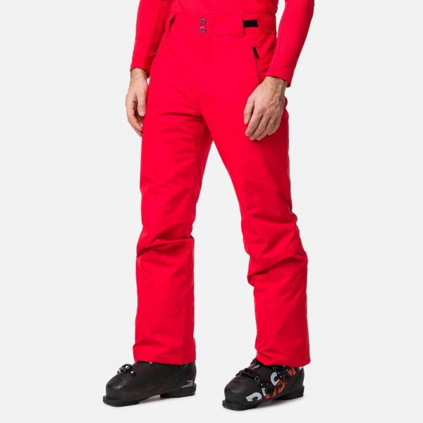 Pantaloni schi barbati Rossignol RAPIDE Sports red 0
