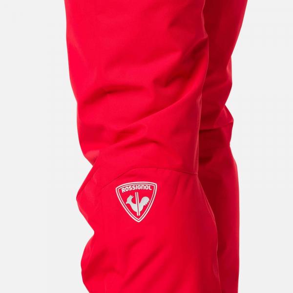 Pantaloni schi barbati Rossignol RAPIDE Sports red 3