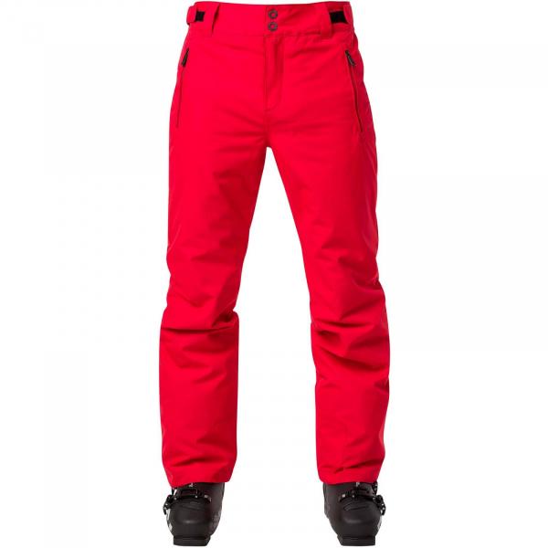 Pantaloni schi barbati Rossignol RAPIDE Sports red 1