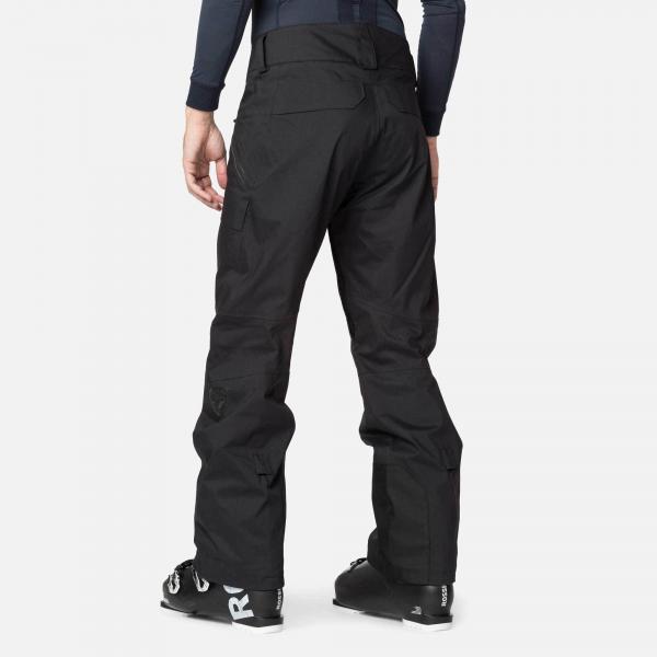 Pantaloni schi barbati Rossignol TYPE black 1