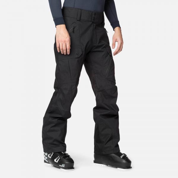 Pantaloni schi barbati Rossignol TYPE black 0