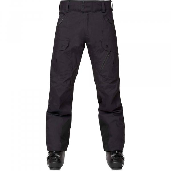 Pantaloni schi barbati Rossignol TYPE black 2