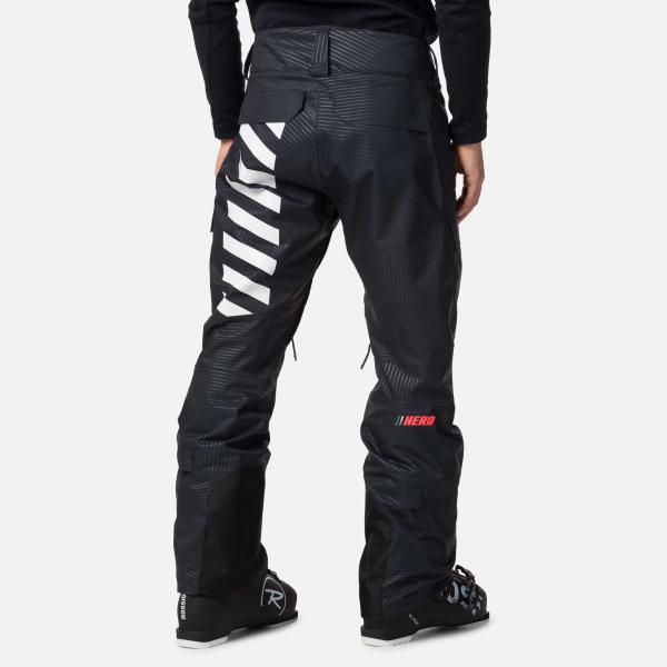 Pantaloni schi barbati Rossignol HERO TYPE dark blue 1
