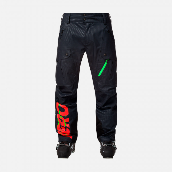 Pantaloni schi barbati Rossignol HERO TYPE dark blue 2