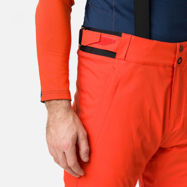 Pantaloni schi barbati Rossignol SKI Lava orange 5