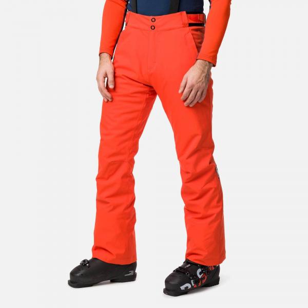 Pantaloni schi barbati Rossignol SKI Lava orange 7