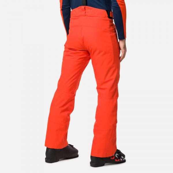 Pantaloni schi barbati Rossignol SKI Lava orange 1