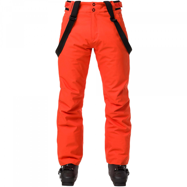 Pantaloni schi barbati Rossignol SKI Lava orange 8