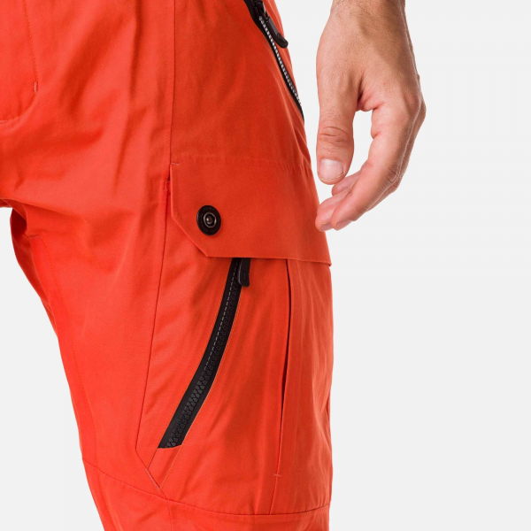 Pantaloni schi barbati Rossignol TYPE lava orange 5
