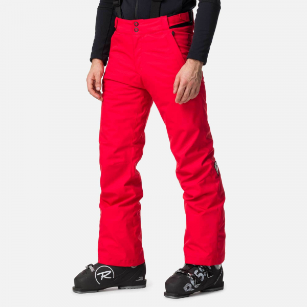 Pantaloni schi barbati Rossignol SKI Sports red 0