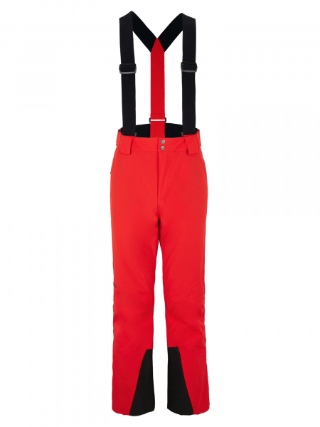 Pantaloni schi barbati Ziener TAGA Red 0