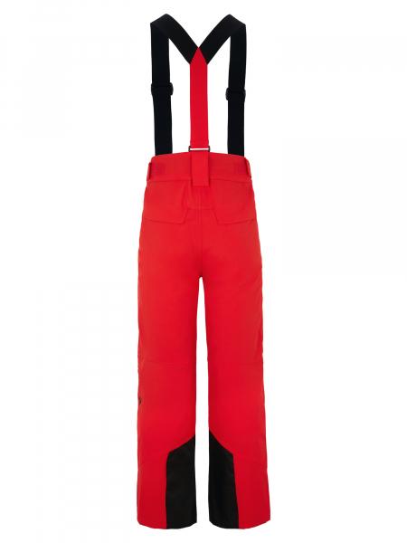 Pantaloni schi barbati Ziener TAGA Red 1