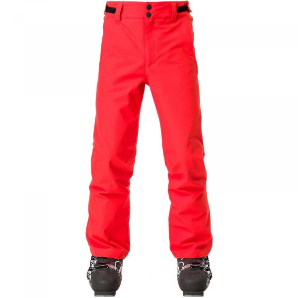 Pantaloni schi copii Rossignol BOY SKI Crimson 4