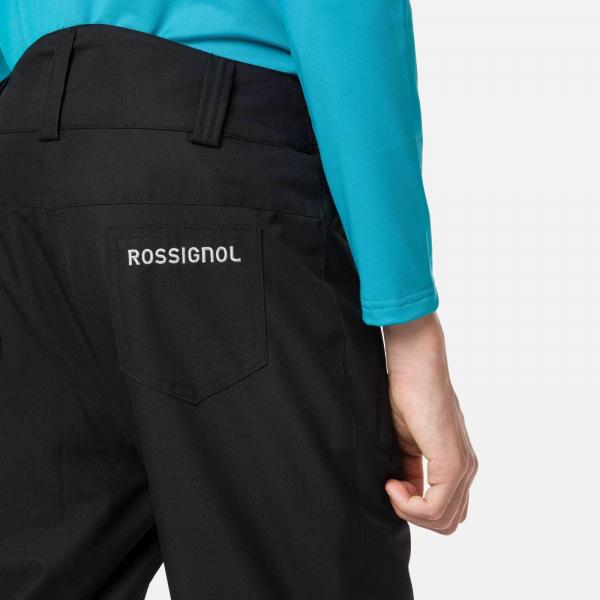Pantaloni schi fete Rossignol GIRL SKI Black [2]