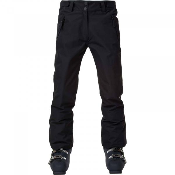 Pantaloni schi fete Rossignol GIRL SKI Black [5]