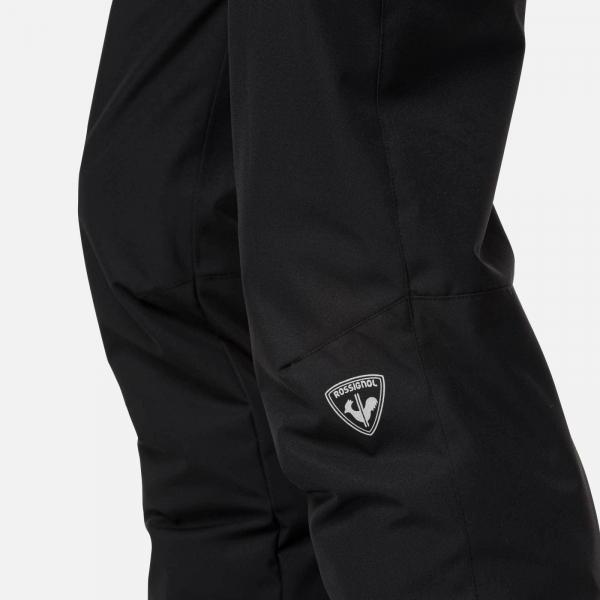 Pantaloni schi fete Rossignol GIRL SKI Black [3]