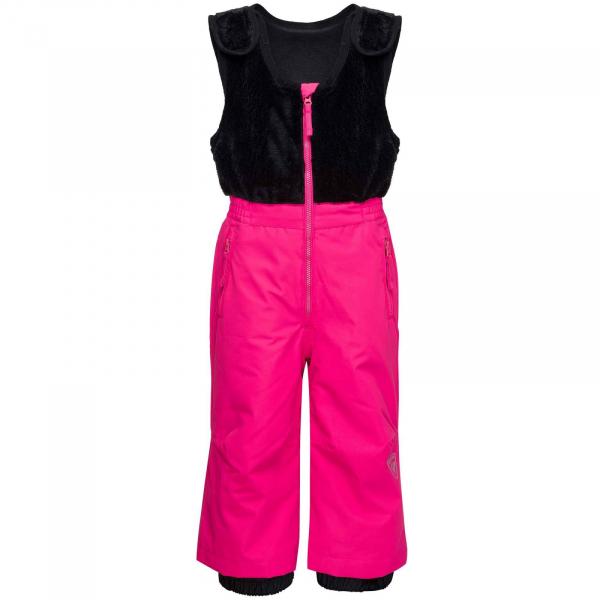 Pantaloni schi copii Rossignol KID SKI Pink fushia 2