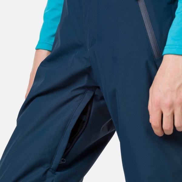 Pantaloni schi copii Rossignol BOY CONTROLE Dark navy 4