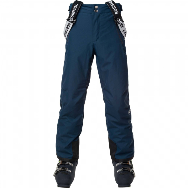 Pantaloni schi copii Rossignol BOY CONTROLE Dark navy 6