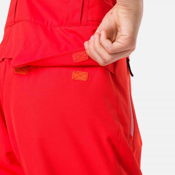 Pantaloni schi copii Rossignol BOY CONTROLE Crimson 3