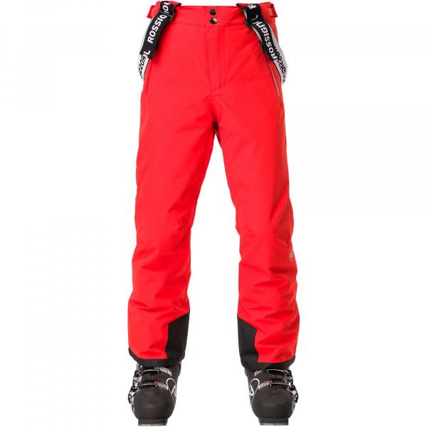 Pantaloni schi copii Rossignol BOY CONTROLE Crimson 5
