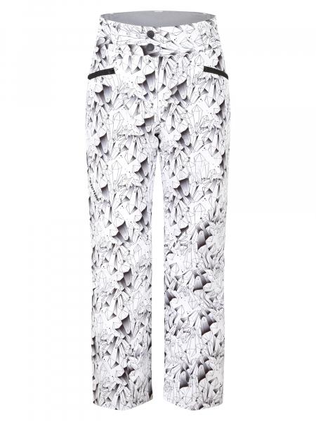 Pantaloni schi copii Ziener ALIN JR Ice crystal 0