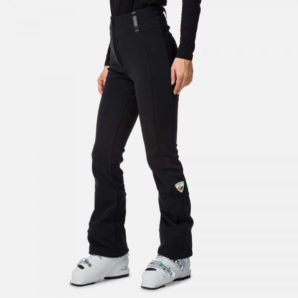 Pantaloni schi dama Rossignol JCC W DAMI SOFT Black 4