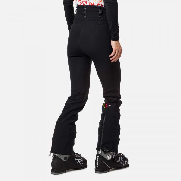 Pantaloni schi dama Rossignol JCC W DAMI SOFT Black 2